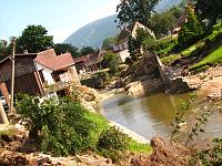Následky povodní v severních Čechách, Raspenava