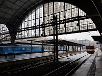 Пражский Главный вокзал, Фото: Ондржей Томшу, Чешское радио - Радио Прага