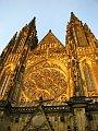 La Catedral de San Vito en Praga, foto: Kristýna Maková
