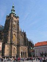 La cathédrale Saint Guy, photo: Štěpánka Budková