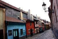 Golden Lane, photo: Štěpánka Budková