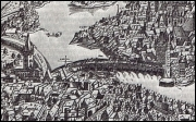 Charles Bridge in 1562