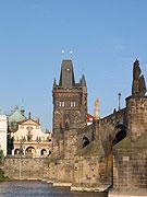 La tour du côté de Mala Strana