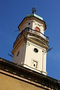 The astronomical tower, photo: archive of Radio Prague