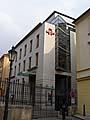 Biblioteca Carlos Fuentes del Instituto Cervantes, foto: autor