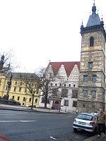 Ayuntamiento Histórico de la Ciudad Nueva (Foto: Kristýna Maková)