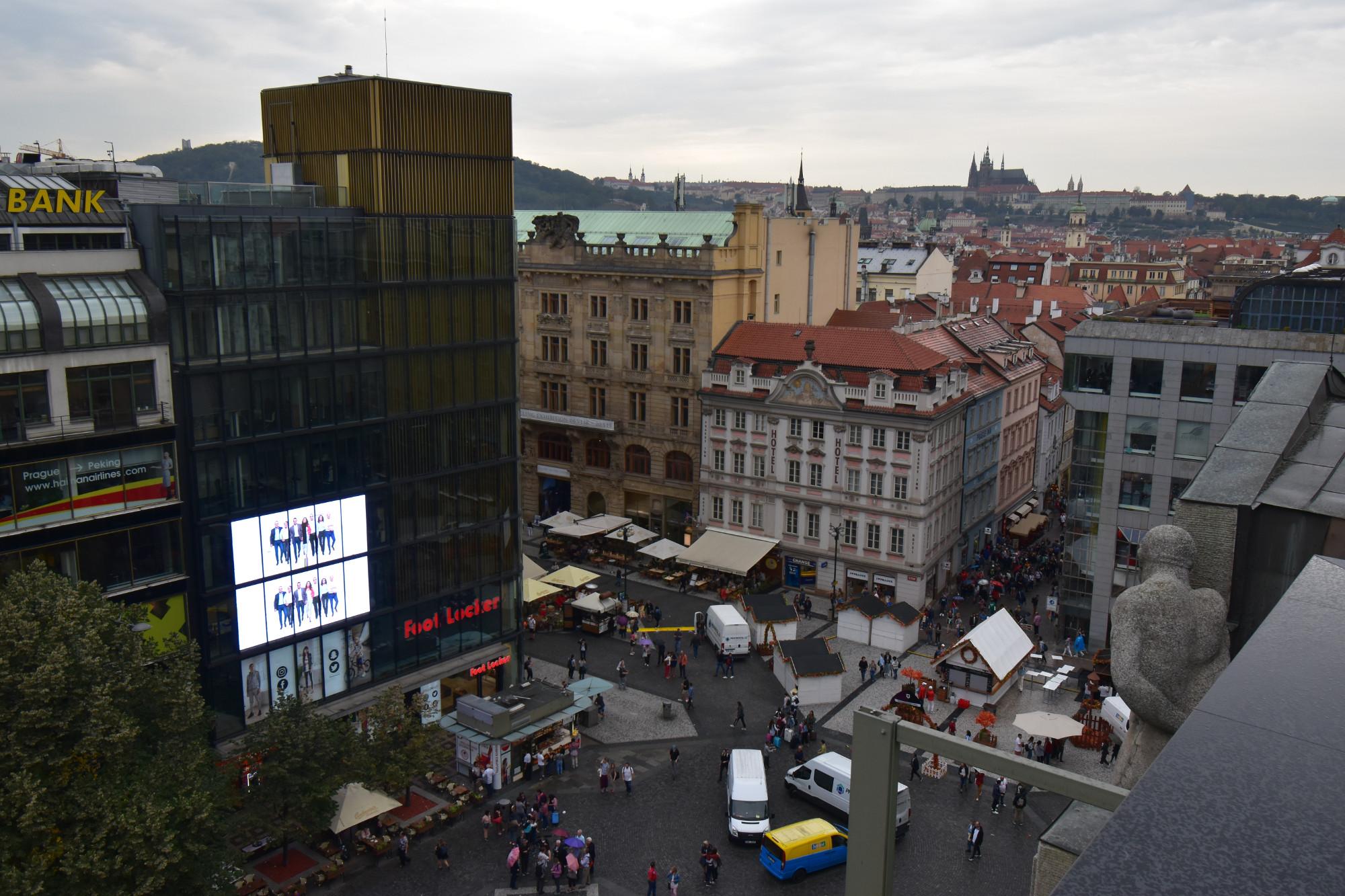 El Palacio Euro, foto: Ondřej Tomšů