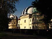 Observatorio astronómico Štefánik de Praga, foto: Kristýna Maková