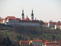Le monastère de Strahov