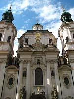Храм святого Николая на Староместской площади