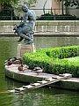 Valdštejnská zahrada, foto: archiv Rádia Praha