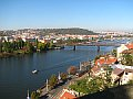 Moldaumetropole Prag