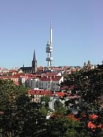 Žižkov, Prague