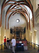 Pinkas-Synagoge (Foto: Archiv des Tschechischen Rundfunks - Radio Prag)