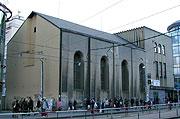 Synagoge in Smíchov (Foto: Jana Sustova)