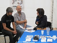 Pablo Ferrer, Diego Fandos y Daniel Ordóñez, foto: Miloš Turek