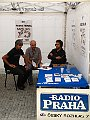 Radiodifusin de la redaccin iberoamericana - Pablo Ferrer, Diego Fandas y Daniel Ordez, foto: Milo Turek