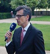 Jean Pierre Asvazadourian (Foto: Archiv des Tschechischen Rundfunks - Radio Prag)