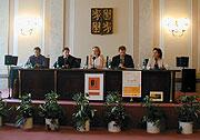 Tisková konference na Úřadu vlády (Foto: Anna Poláková)