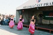 Mezinárodní den Romů na Černém Mostě (Foto: Petr Axmann)
