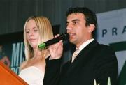 Moderátoři Diana Kobzanová a Richard Samko (Foto: Petr Axmann)