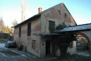 Budova špýcharu před rekonstrukcí (Foto: Jana Šustová)