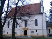 Opravená fasáda pravoslavného kostela v Rokycanech (Foto: J. Šustová)