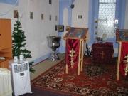 Kaple v kostele Nejsvětější Trojice v Rokycanech
