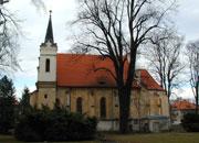 Chrám Nejsvětější Trojice v Rokycanech (Foto: Jana Šustová)