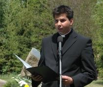 Romský kněz Vojtěch Vágai (Foto: Jana Šustová)