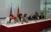 Závěrečná konference během českého předsednictví Dekádě romské inkluze (Foto: Jana Šustová)