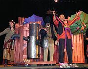 Jablka mládí v pražském divadle AHA!