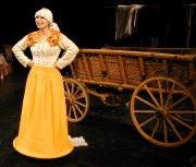 Monika Hertlová v roli princezny (Foto: Jana Šustová)