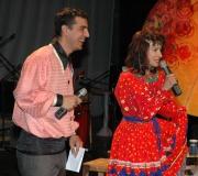Moderátoři Richard Samko a Jana Horváthová (Foto: Jana Šustová)