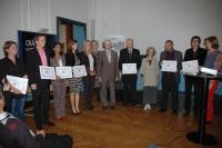 Sedm dalších firem převzalo certifikát Ethnic Friendly zaměstnavatel (Foto: Jana Šustová)