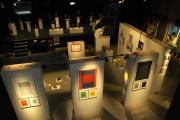 Výstava Kočování v Charleroi