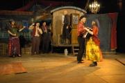 Divadelní hra Gitans v provedení Společnosti pro zasmání