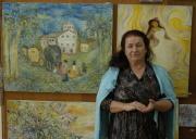 Malířka Mona Metbachová