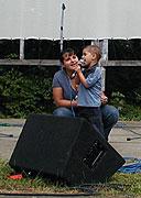 Nejmladší zpěvák (Foto: Anna Poláková)