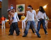 Roma dance na festivalu Žijeme tady (Foto: Jana Šustová)