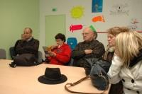 Městské centrum sociálních služeb pro Romy v Alès (Foto: Jana Šustová)