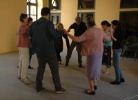 Nácvik tance (Foto: Jana Šustová)