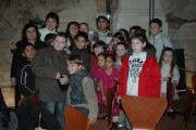 Při vyhlášení cen Gypsy Spirit nechyběla celá Malotřídní základní škola ve Svitavách - Lačnově