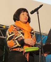 Marie Gailová (Foto: Kristýna Maková / Český rozhlas - Radio Praha)