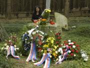 Památník Žalov v Hodoníně u Kunštátu (Foto: Jana Šustová)