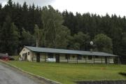 Areál bývalého tzv. cikánského tábora v Hodoníně u Kunštátu (Foto: Jana Šustová)