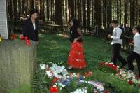Pietní akt v Hodoníně u Kunštátu (Foto: Jana Šustová)