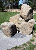 Gedenkstätte für die Opfer der Roma in Lety