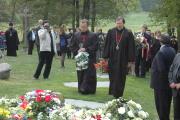 Zástupci Církve československé husitské v Letech (Foto: Jana Šustová)