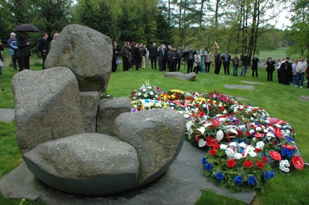 Gedenkakt in Lety (Foto: Jana Šustová)